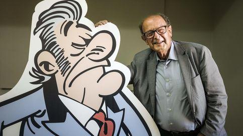 TVE ignoró el cómic sobre Bárcenas porque se editan más de 50.000 libros