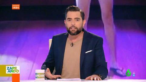 Dani Mateo 'culpa' a Pedroche de su momento más embarazoso en La Sexta