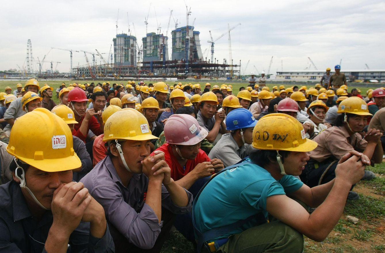 Los derechos humanos y las empresas en el contexto de la inmigración laboral