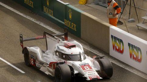 Un tremendo accidente de Duval encabeza el anecdotario de Le Mans