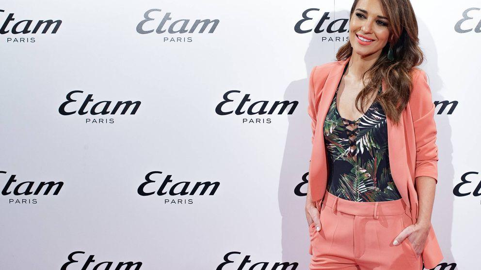 El minivestido de Paula Echevarría es perfecto para los días de verano