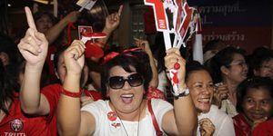Mayoría absoluta para la oposición en Tailanda, según los sondeos