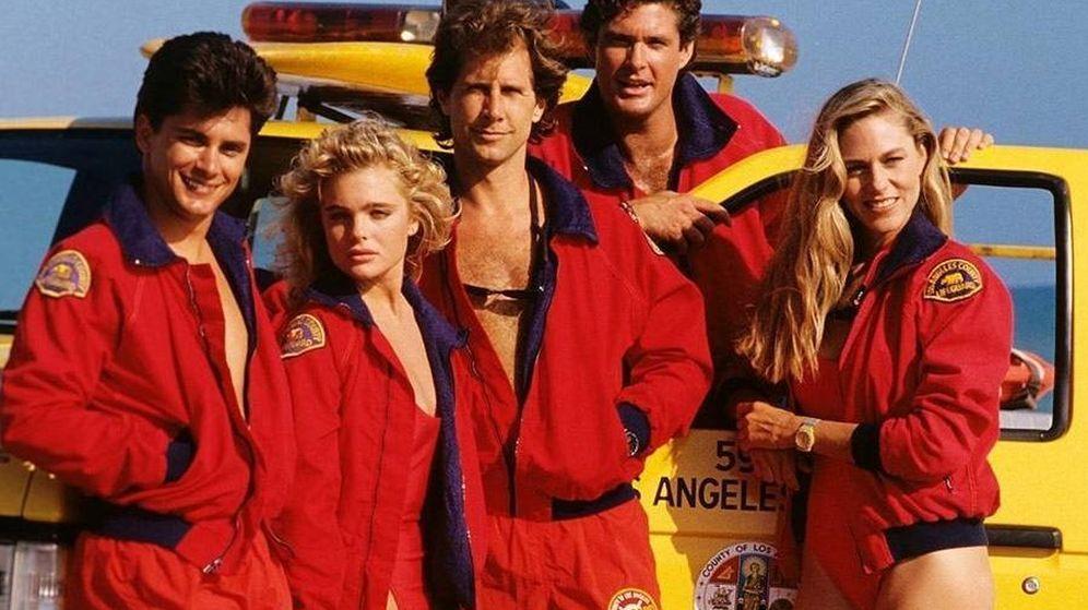 Foto: Imagen promocional de 'Los vigilantes de la playa'.