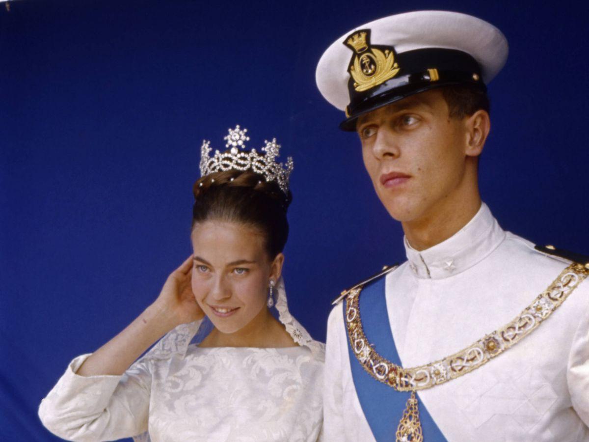 Foto: La boda de duque de Aosta y Claudia de Orleans. (Getty)