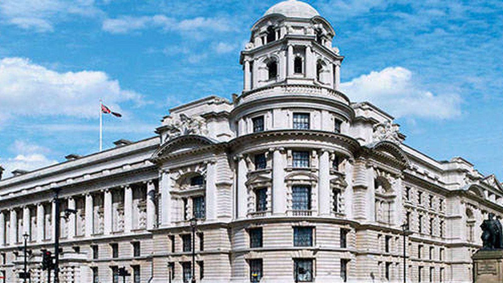 Foto: Edificio Old War Office de Londres.