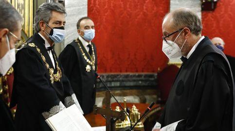 PSOE y UP registran una ley para que el CGPJ no pueda hacer nombramientos en funciones