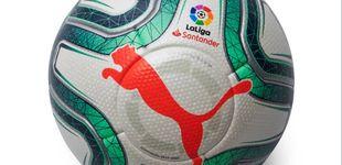 Post de El órdago de Puma de 5 millones con el balón de la Liga y su apuesta por España
