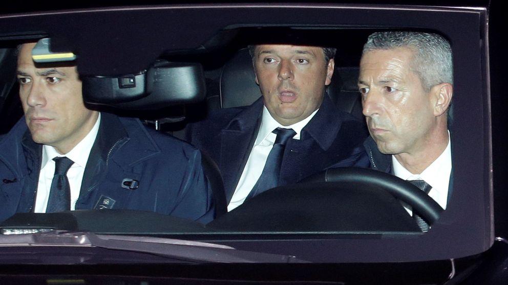 El presidente de Italia congela la dimisión de Renzi hasta aprobar los Presupuestos
