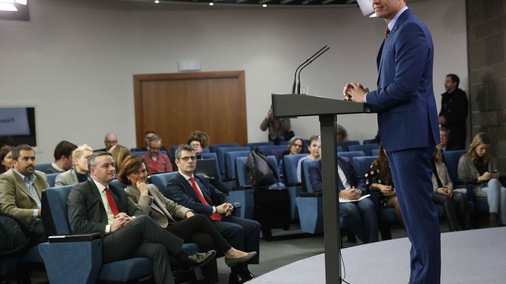 Sánchez avisa a UP: este Gobierno plural va a caminar en una sola dirección