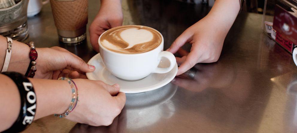 Foto: ¿Podemos conocer la personalidad de cada persona según el tipo de café que pide? (Corbis)