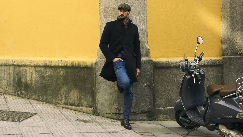 Stany Coppet, en Madrid. (Foto: Daniel Sánchez Alonso)