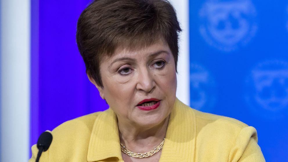 El FMI, preparado para movilizar un billón de dólares contra el coronavirus