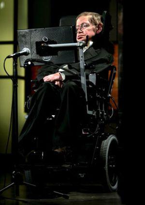"""Stephen Hawking, ingresado """"muy enfermo"""" en un hospital"""