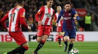 ¿Quién le metió en la cabeza a Tebas que el Girona-Barça sea en EEUU? Roures no...