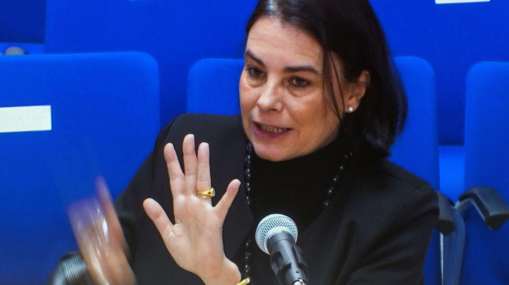 Foto: Isabel Villalonga señala que la Generalitat rechazó facturas por 1,9 millones de euros de Nóos (EFE)