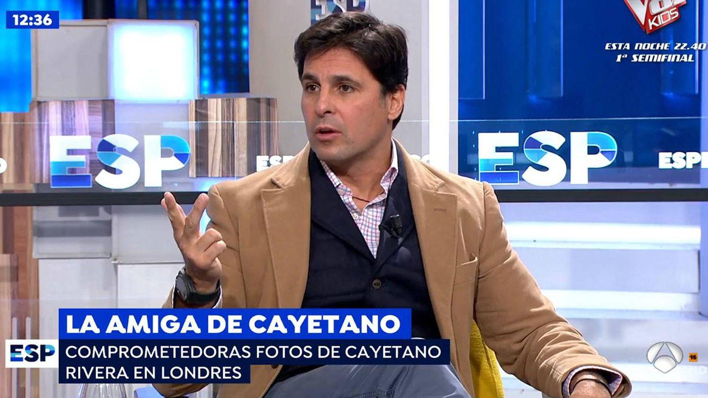 Fran Rivera carga contra 'Sálvame' por cebar la presunta infidelidad de Cayetano