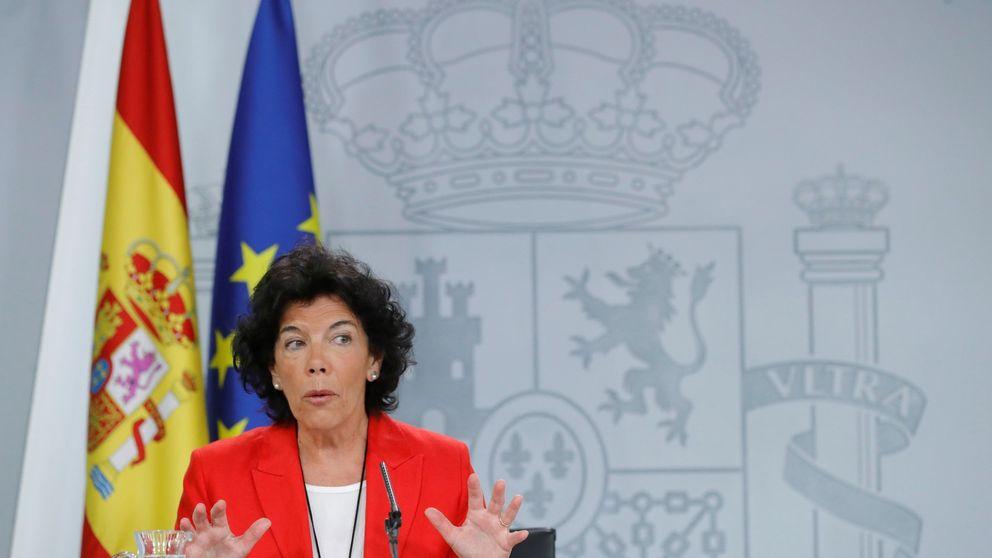 El Gobierno mantendrá el diálogo con Torra, pero avisa: las sentencias se acatan