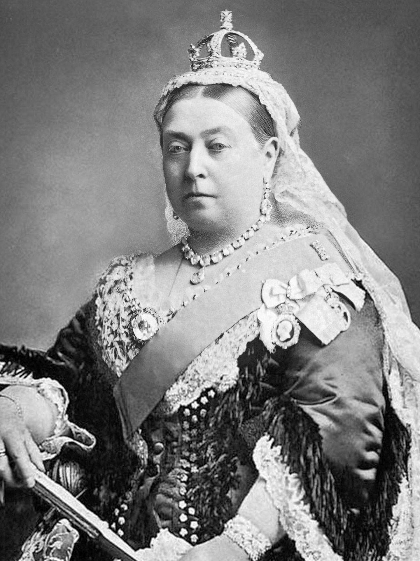 La reina Victoria. (Getty)