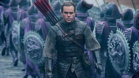 Nuestros héroes no se parecen a Matt Damon: ¿racismo en la Gran Muralla?