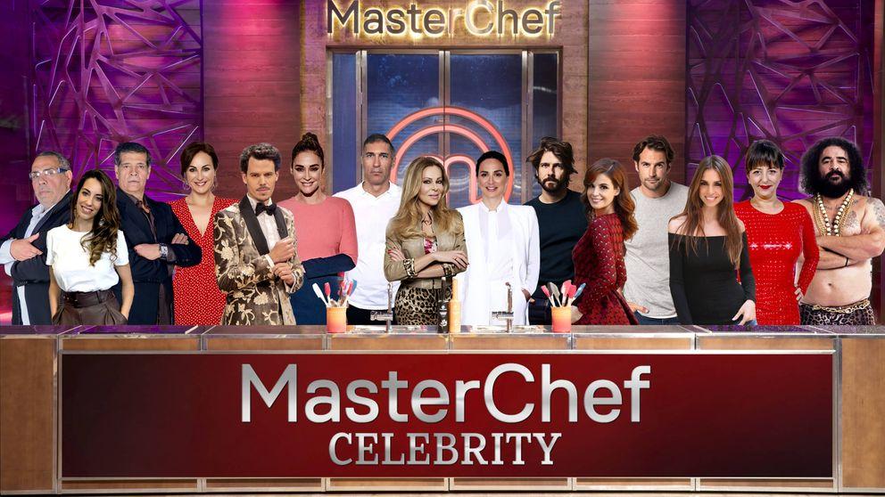 Analizamos los looks del primer programa de 'MasterChef Celebrity'