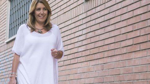 Susana Díaz arrincona a los sanchistas con bronca, líos de censo y pataleo
