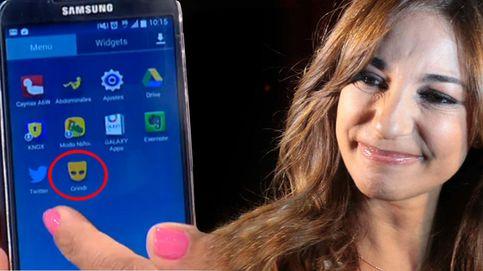 La red se mofa de que Mariló Montero tenga Grindr en el móvil