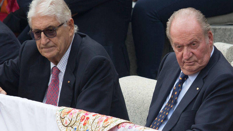 Polémica en Las Ventas: ¿qué hace el Rey emérito sentado con un ex de Corinna? (O no)