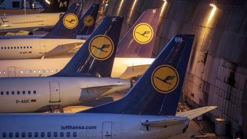 Lufthansa recuperará la normalidad, tras la huelga más larga de su historia