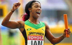 Fraser-Pryce se convierte en la reina de la velocidad femenina