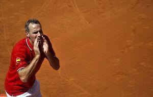 Álex Corretja ya sabe que no seguirá como capitán de la Copa Davis