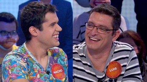 Luis frente a Nacho Mangut: el duelo por el 'Rosco' al margen de 'Pasapalabra'