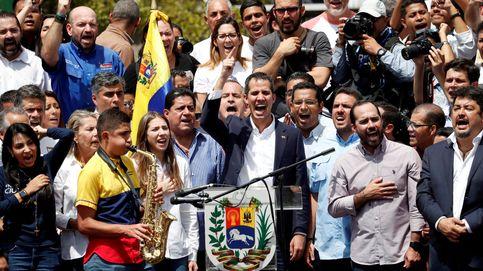 Manifestaciones multitudinarias en toda Venezuela para exigir el fin de Maduro
