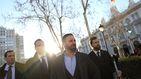 Santiago Abascal (Vox) exige que el juicio del 'procés' sea justo sin impunidad y sin indultos