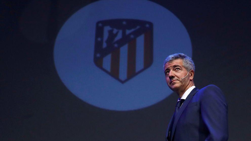 Cómo Gil Marín convierte al Atlético de Madrid en un club burgués