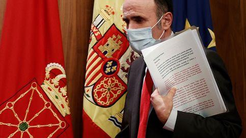Dimite un consejero de Navarra, investigado en el TS por conceder créditos irregulares