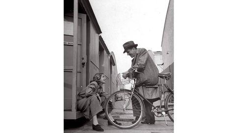 Famosos en bicicleta: la pasión de Hollywood por las dos ruedas