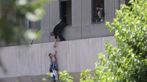 Doble atentado en Irán: atacan el Parlamento y el mausoleo de Jomeini