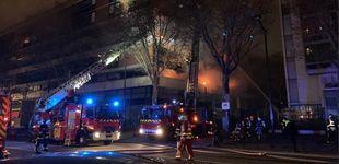 Post de Fuerte explosión en un edificio del centro de París
