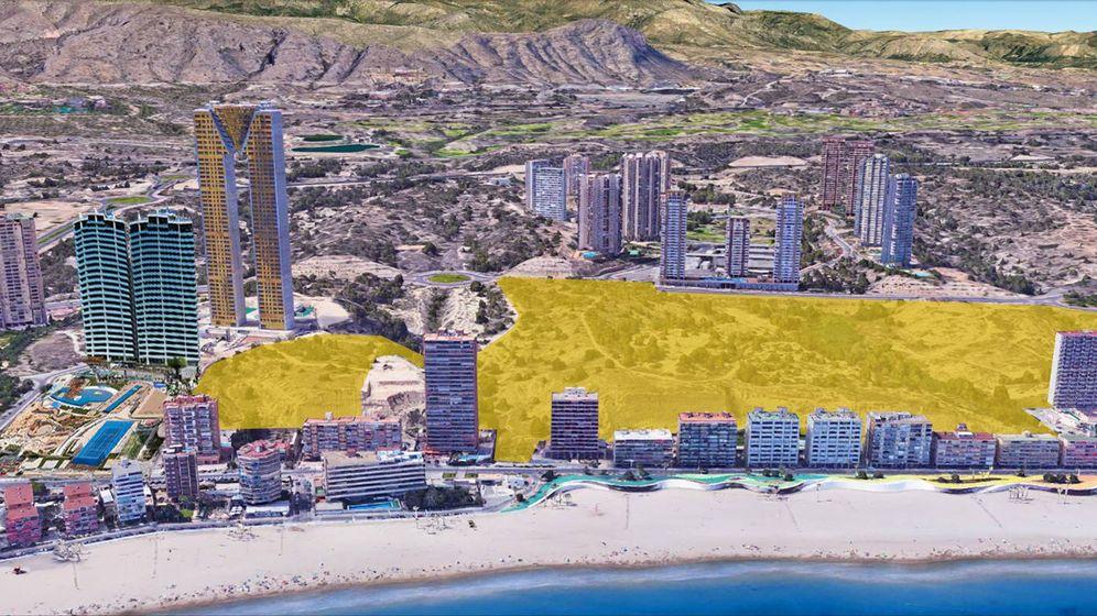 Foto: Terrenos adquiridos por TM Grupo Inmobiliario.