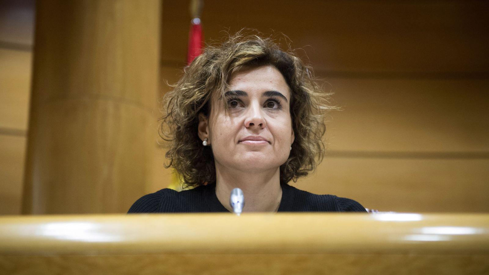 Foto: Dolors Montserrat, Ministra de Sanidad, Servicios Sociales e Igualdad, podría hacer realidad la aplicación del Convenio de Estambul a la Ley español. (EFE)