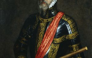 Temido hasta el pavor y venerado por los suyos: Gran Duque de Alba