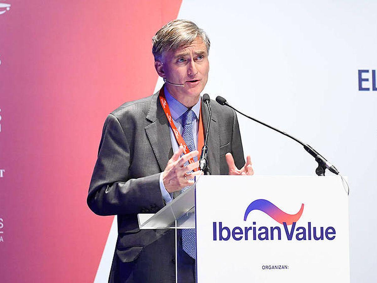 Foto: Francisco García Paramés en el Iberian Value.