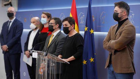 Los socios de Sánchez plantan los actos del 23-F al vincularlos con Régimen del 78