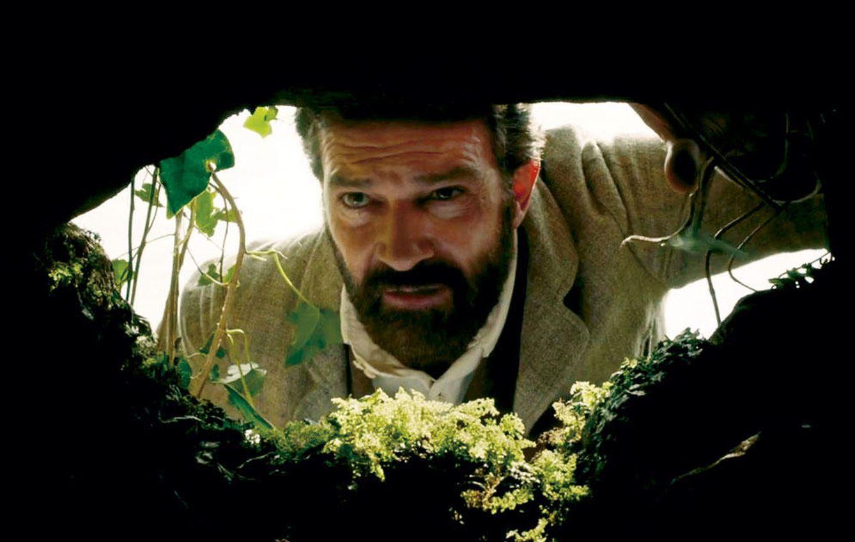 Foto: Antonio Banderas en una imagen de la película 'Altamira'