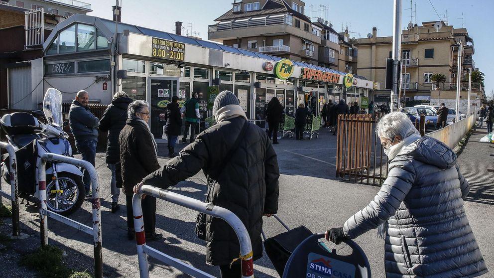 Italia prevé suspender los pagos de hipotecas e impuestos para afrontar la crisis del virus