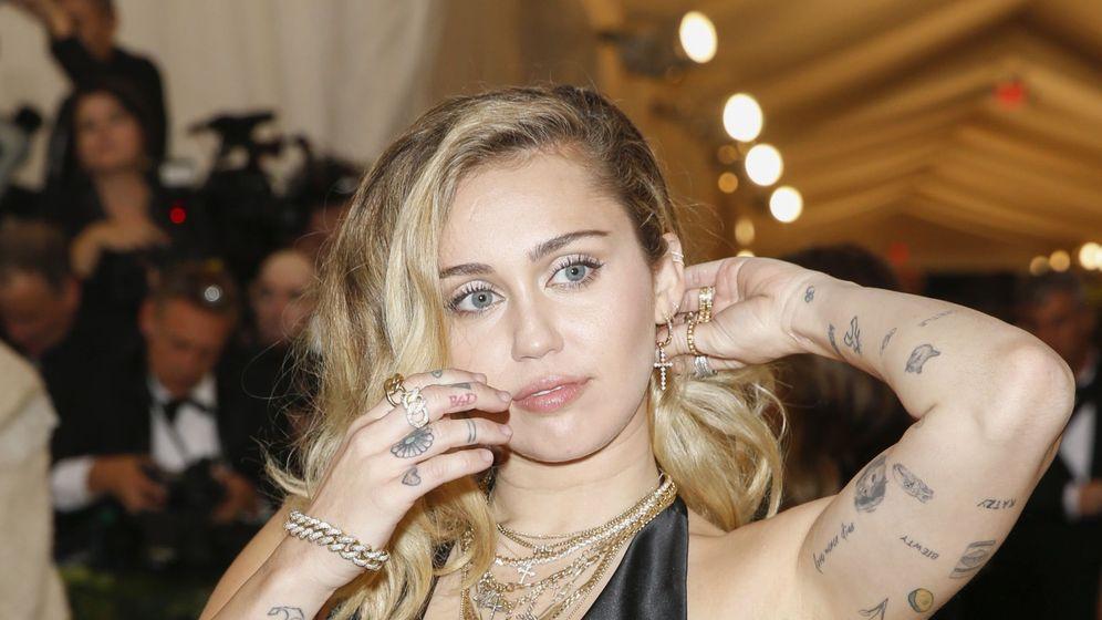 Foto: Miley Cyrus en la ultima gala del MET. (Reuters)
