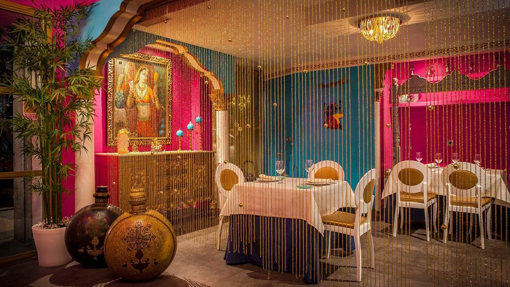 ¿A qué restaurantes indios de Madrid van a comer (bien) los indios?