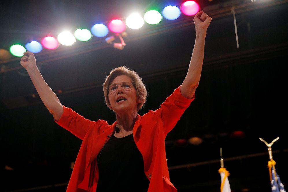 Foto: Elizabeth Warren. (Brian Snyder/Reuters)