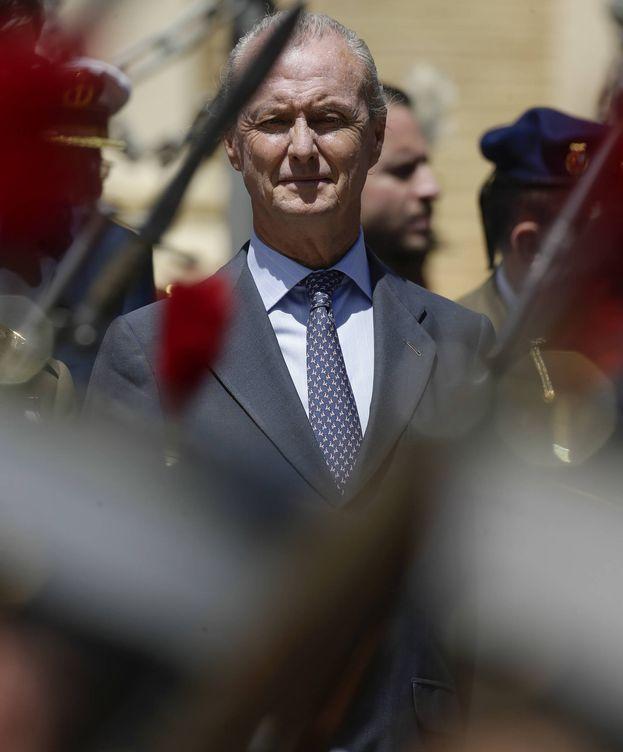 Foto: Pedro Morenés en una imagen de archivo (Gtres)
