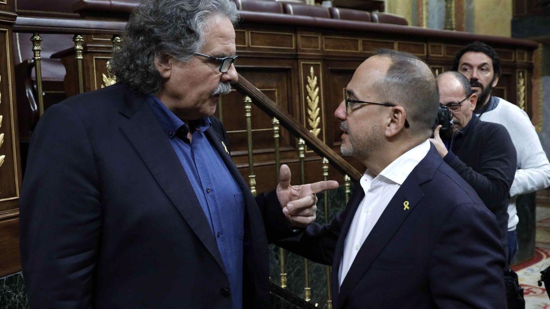 Los independentistas planean votar el déficit de Sánchez y reavivar el bloque de la moción